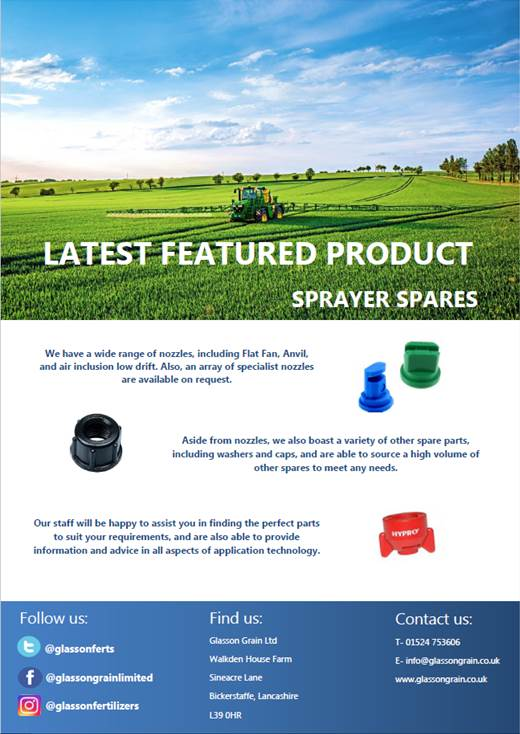 Sprayer Spares